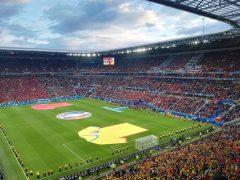Stade des Lumières euro 2016