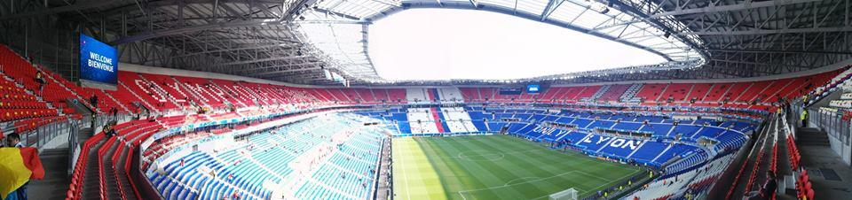 Stade de Lyon - Franţa