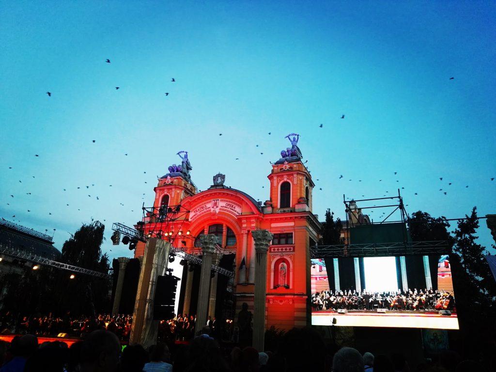 Teatru Opera Cluj