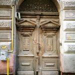 Uşă din Arad