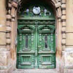 Uşă din Timişoara